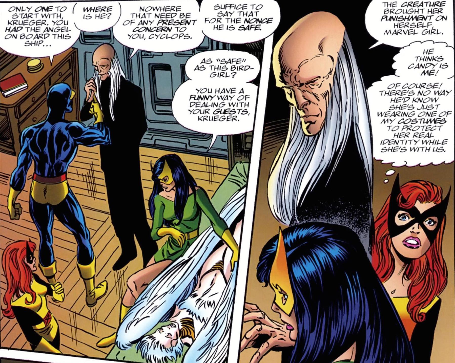 X-Men The Hidden Years 1 review
