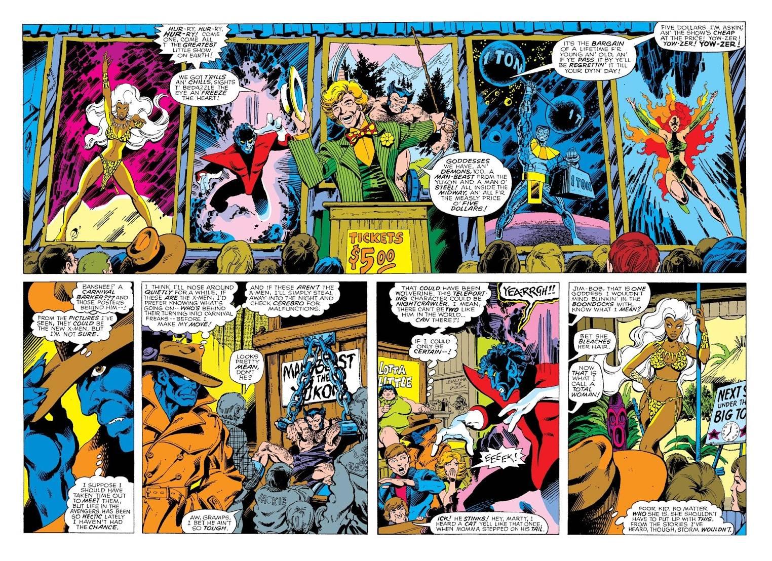 X-Men Masterworks V3 review