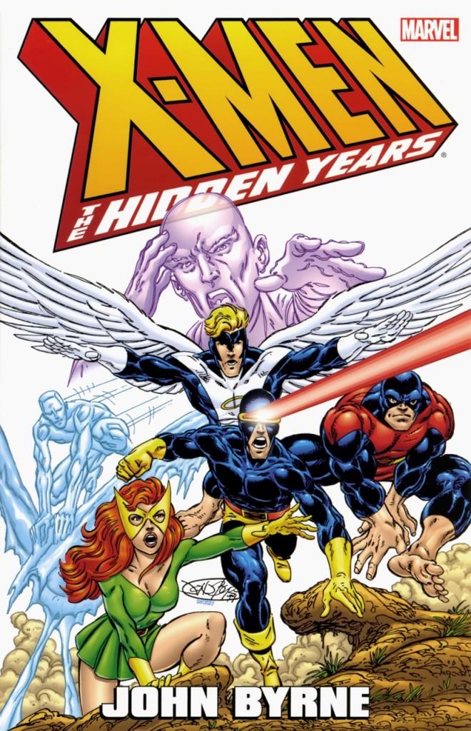 X-Men: The Hidden Years Volume One