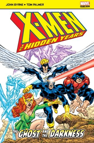 X-Men: The Hidden Years – The Ghost and the Darkness