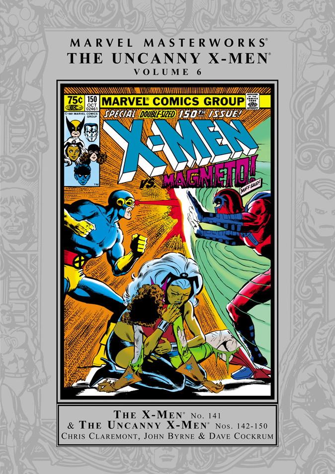 Marvel Masterworks: The Uncanny X-Men Volume 6