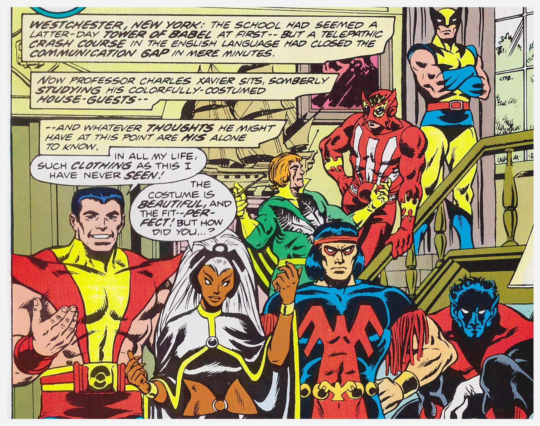 Uncanny-X-Men-Omnibus-Volume-1 review