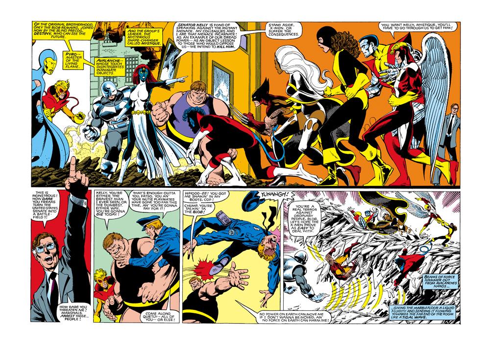 Marvel Masterworks Uncanny X-Men 6 Review