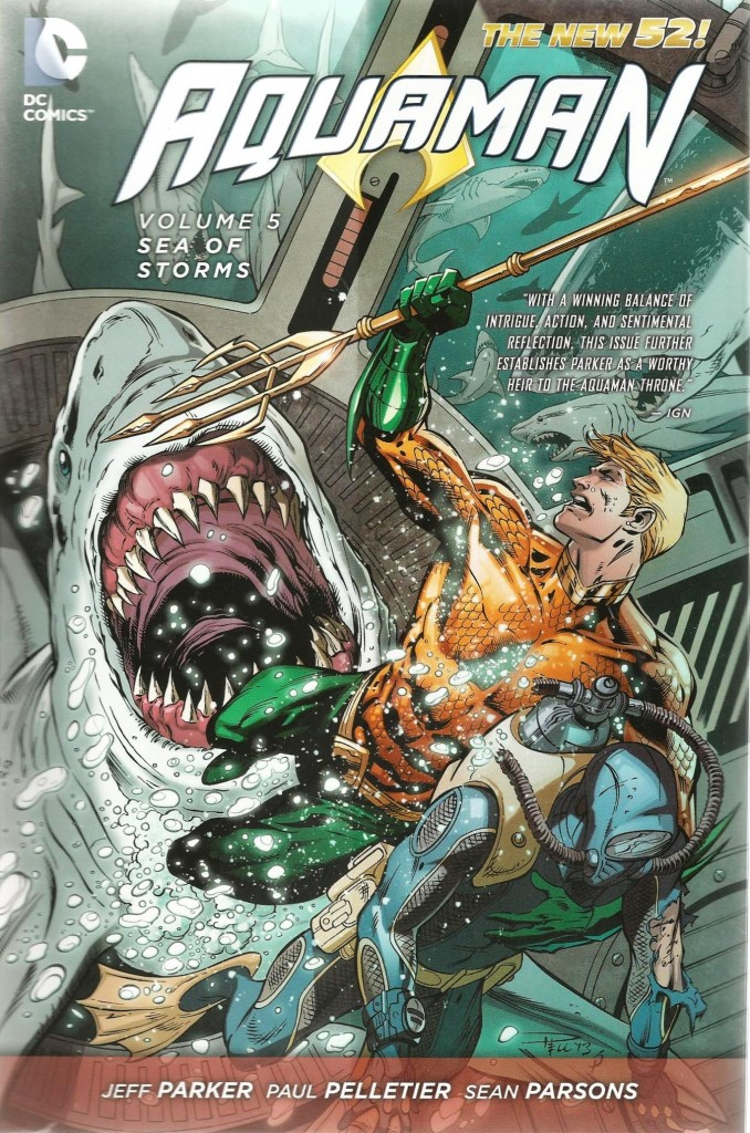 Aquaman Volume 5: Sea of Storms