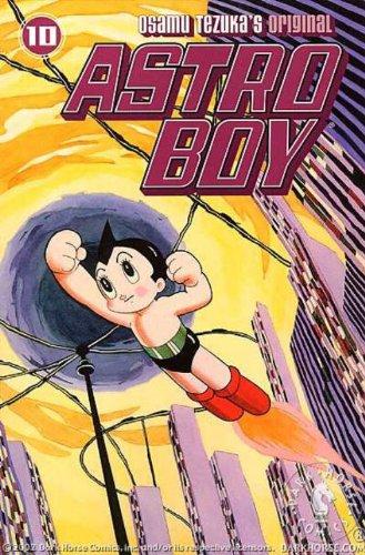 Astro Boy Volume 10