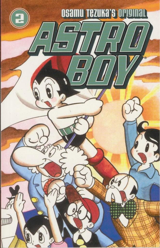 Astro Boy Volume 2