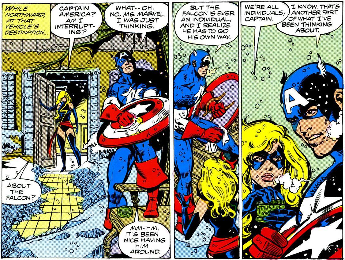 Avengers Visionaries George Perez review