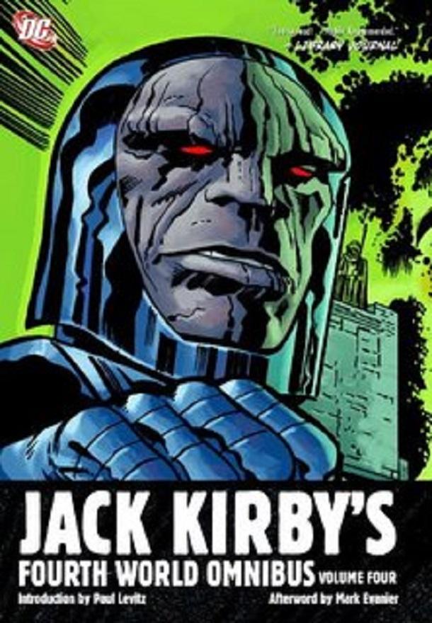 Jack Kirby's Fourth World Omnibus Volume 4