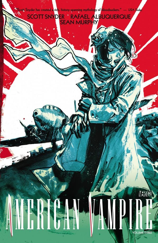 American Vampire Volume Three