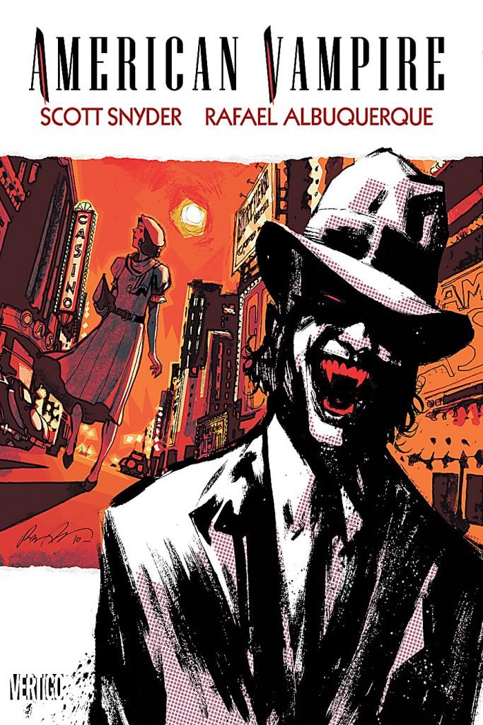 American Vampire Volume Two