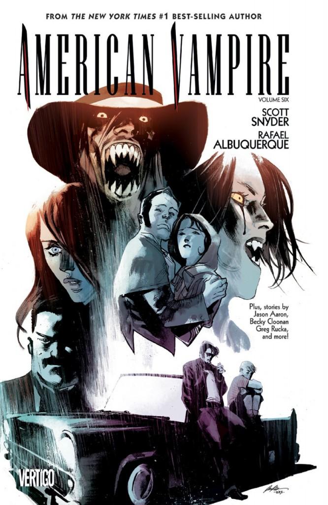American Vampire Volume Six