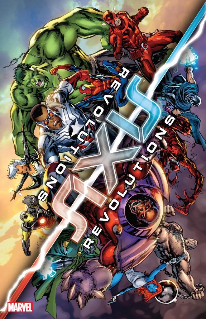 Avengers/X-Men: Axis – Revolutions