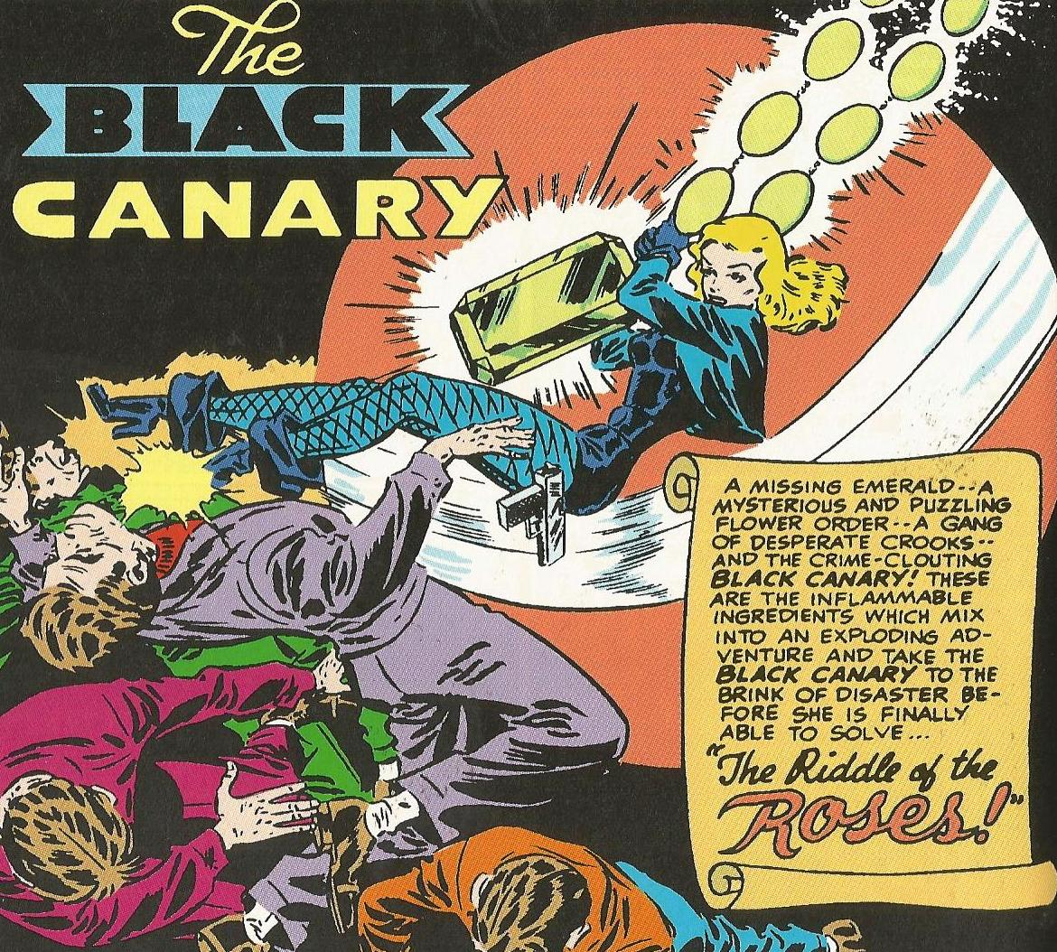 Black Canary Archives review