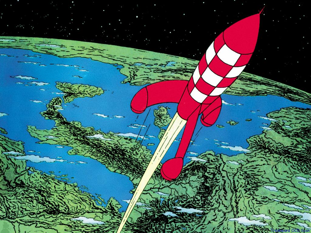 Tintin Destination Moon review