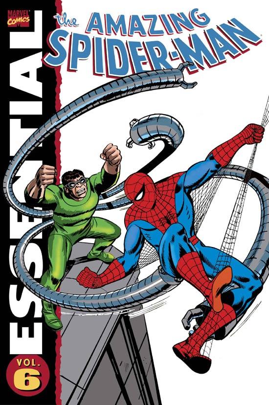 Essential Amazing Spider-Man Volume 6