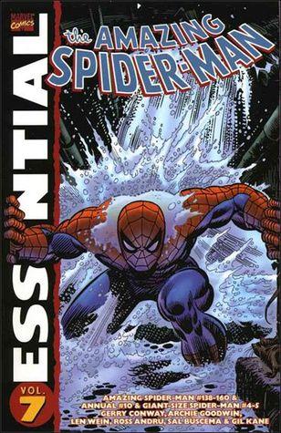 Essential Amazing Spider-Man Volume 7