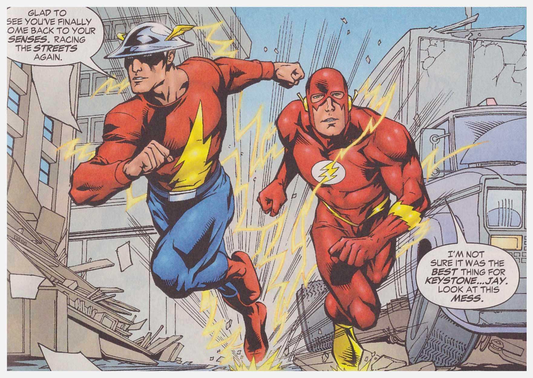 Flash The Secret of Barry Allen review