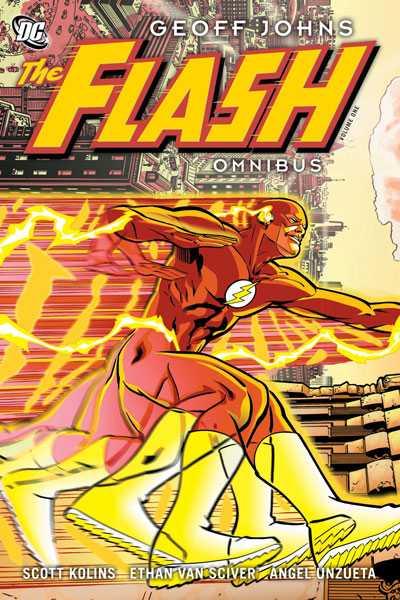 Flash Omnibus by Geoff Johns Volume One