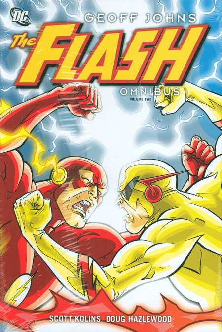 Flash Omnibus by Geoff Johns Volume Two