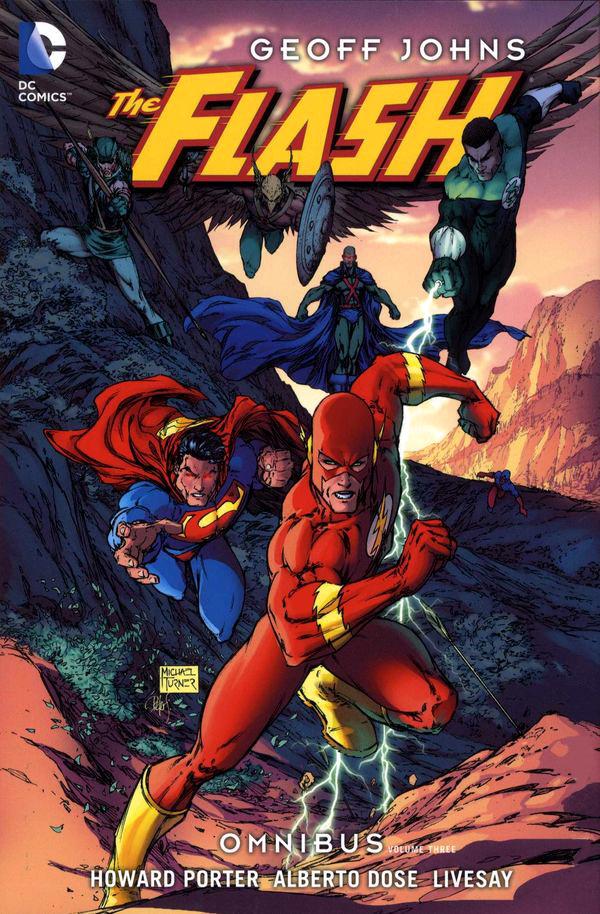Flash Omnibus by Geoff Johns Volume Three