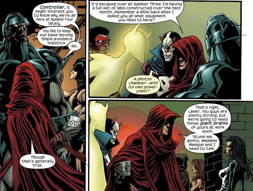 The Hood Dark Reign review