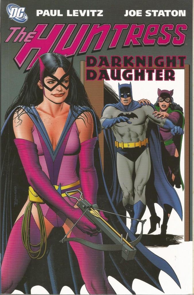 Huntress: Darknight Daughter