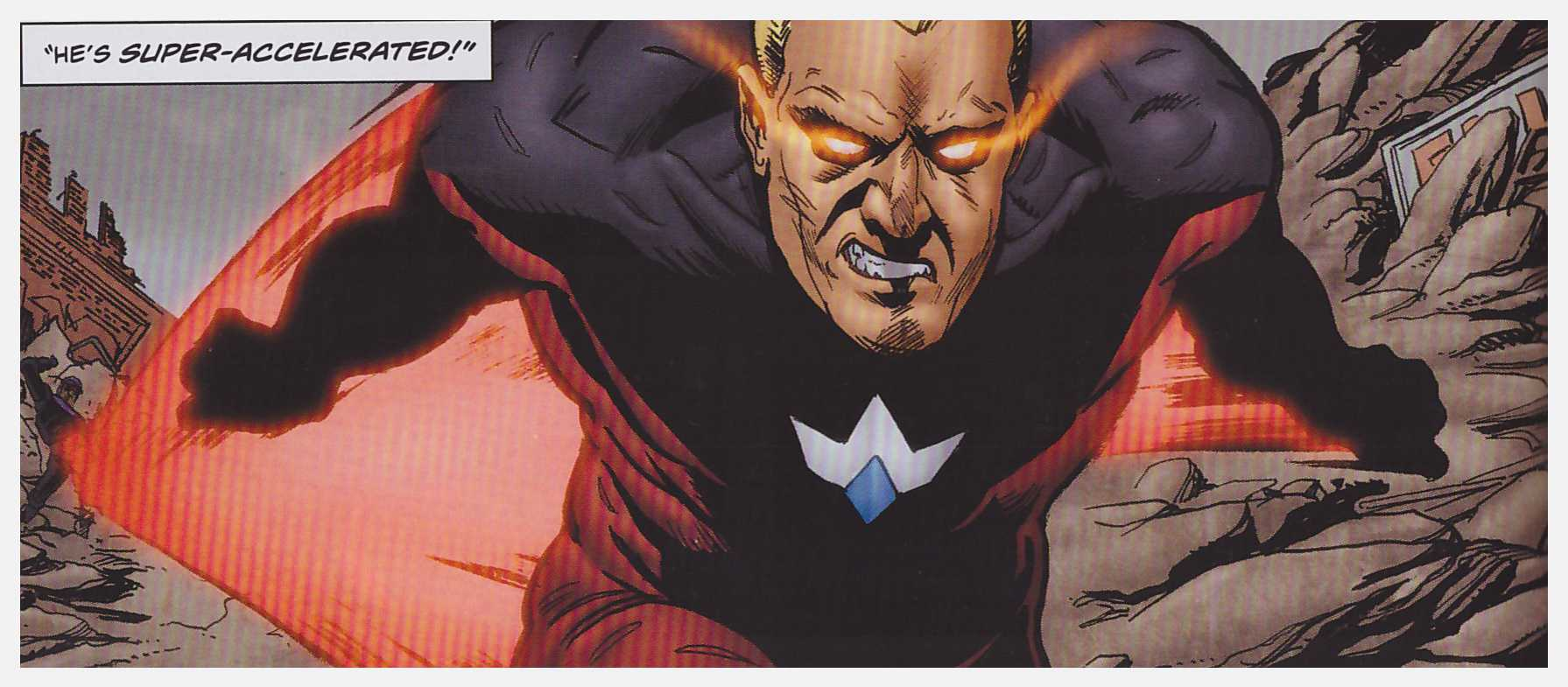 Irredeemable vol 5 review
