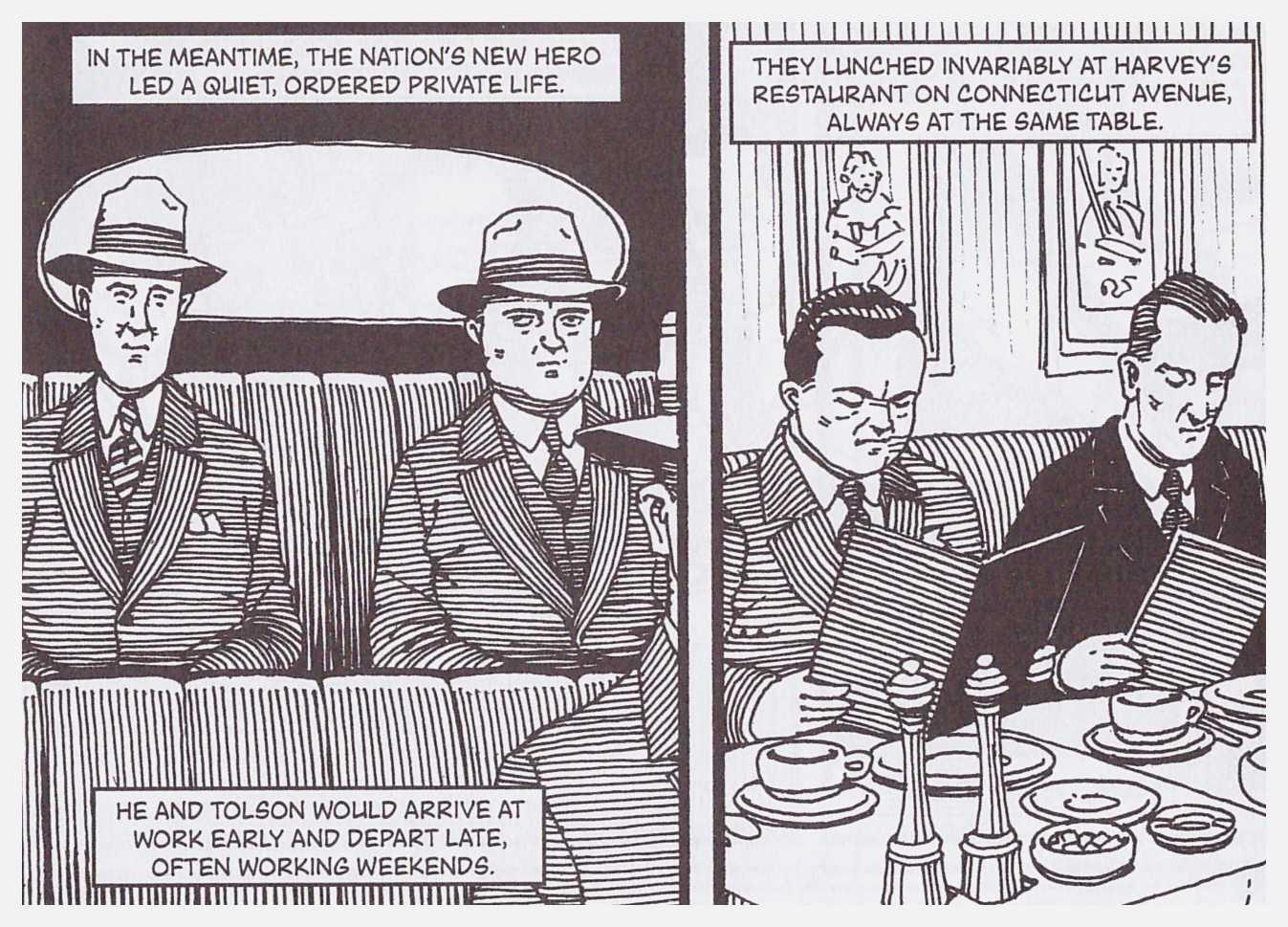 J. Edgar Hoover review