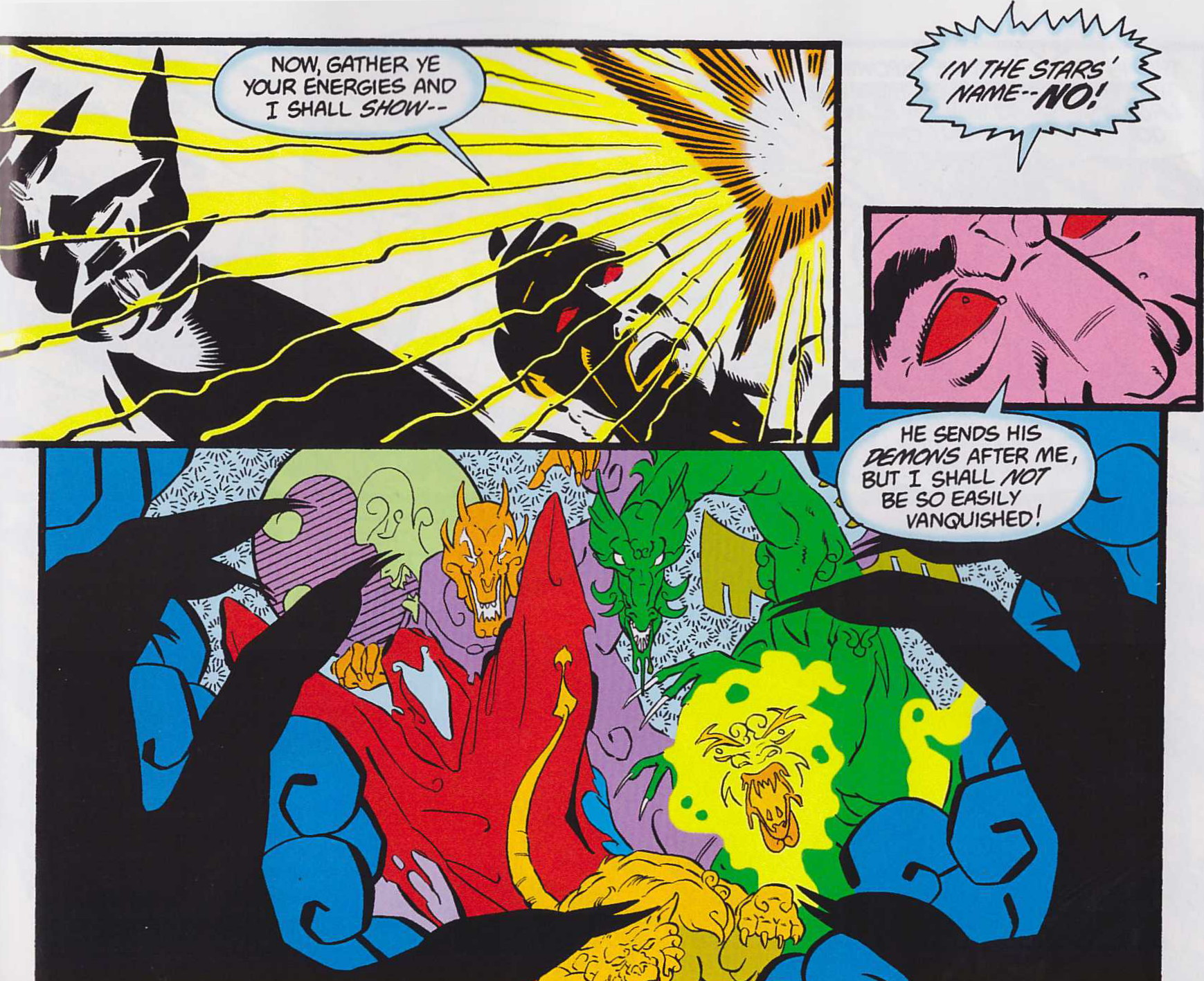 Legion of Super-Heroes The Curse review