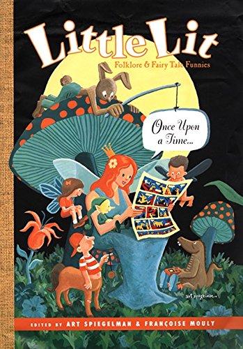 Little Lit: Folklore & Fairy Tale Funnies