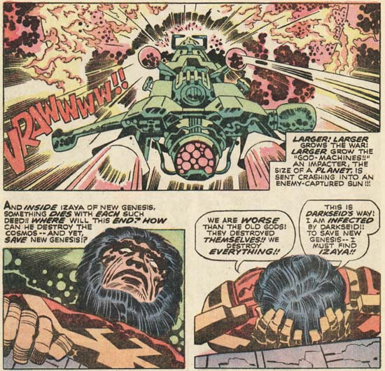 Jack Kirby's Fourth World Omnibus 3 review