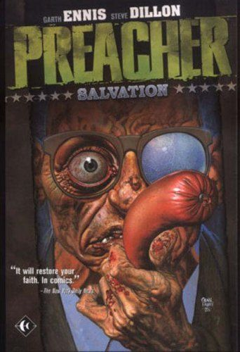 Preacher: Salvation