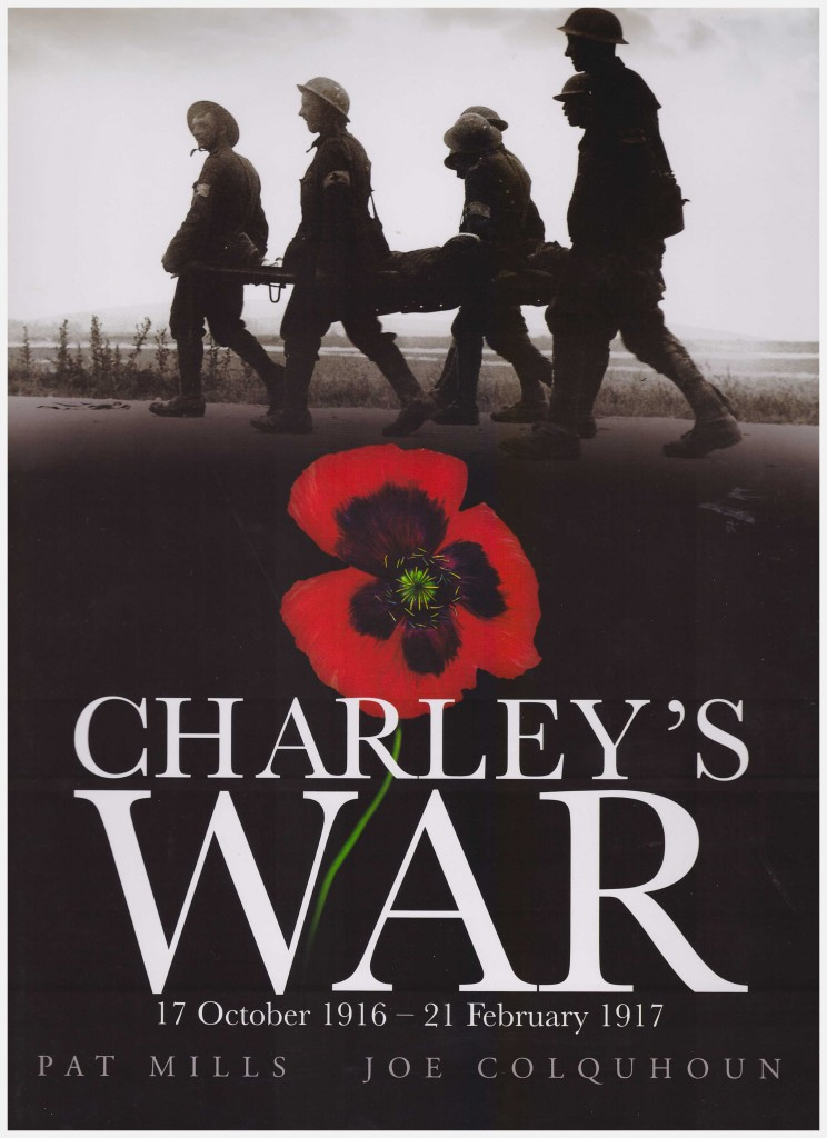 Charley's War: 17th October 1916 – 21st February 1917