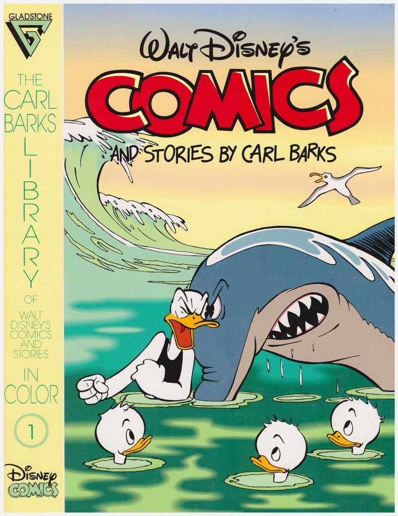 Walt Disney's Comics and Stories by Carl Barks No. 1