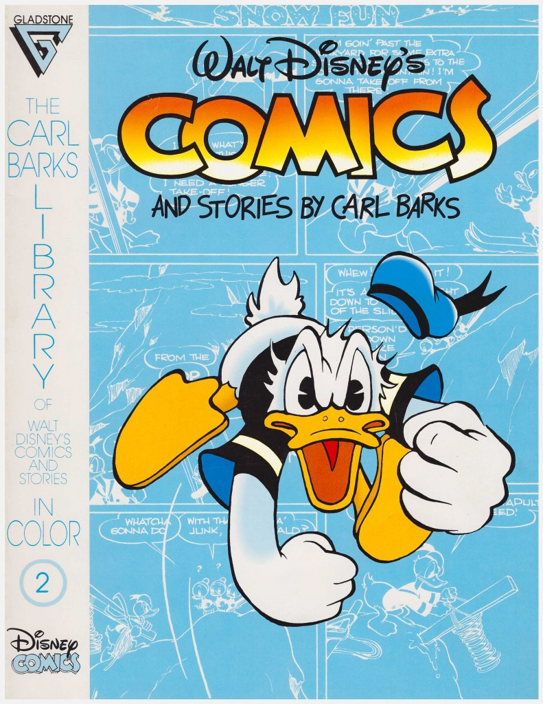 Walt Disney's Comics and Stories by Carl Barks No. 2