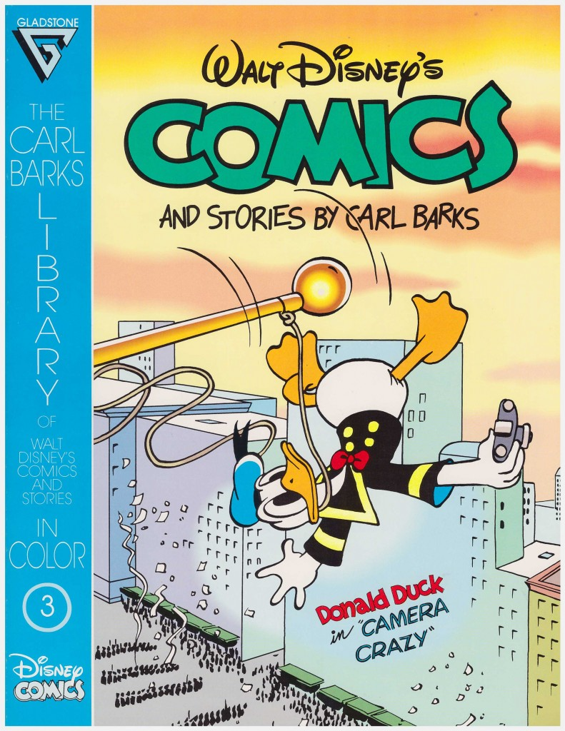 Walt Disney's Comics and Stories by Carl Barks No. 3