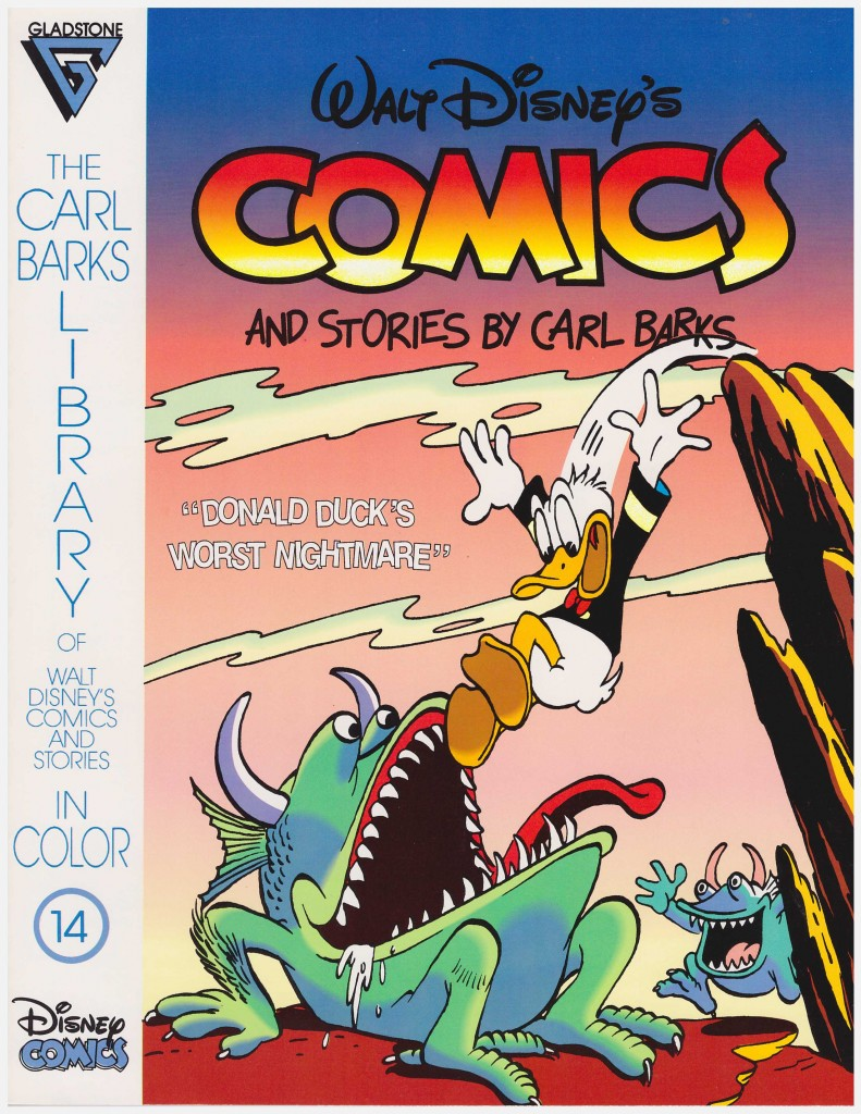 Walt Disney's Comics and Stories by Carl Barks No. 14