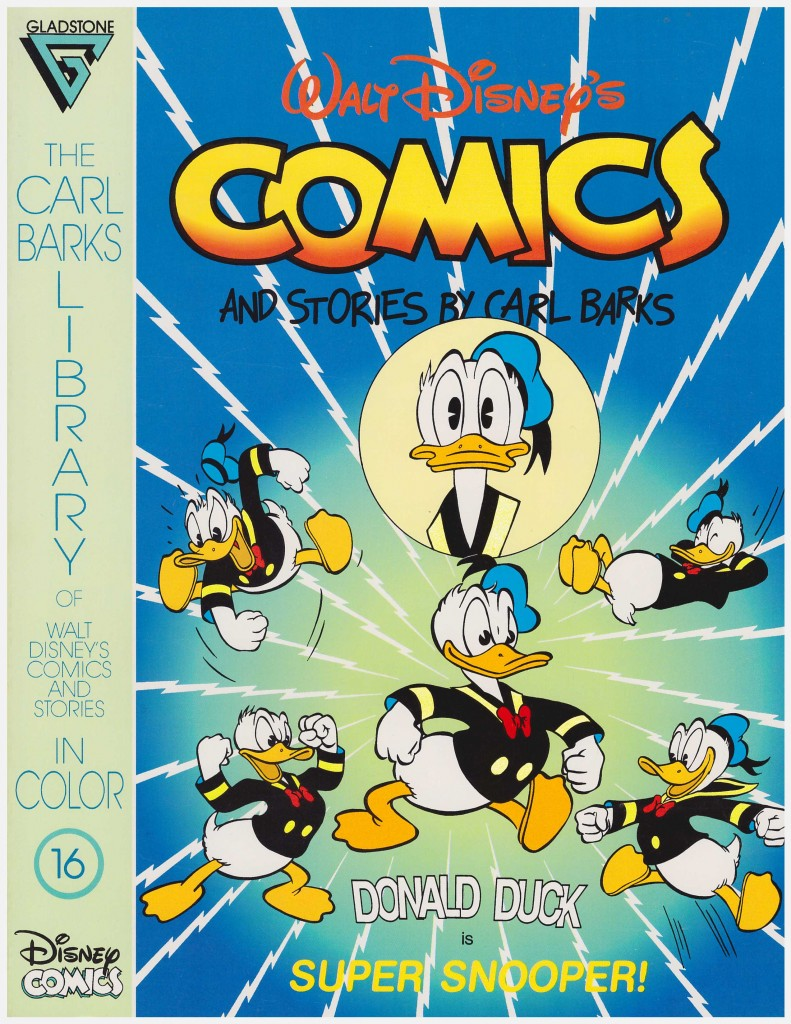 Walt Disney's Comics and Stories by Carl Barks No. 16