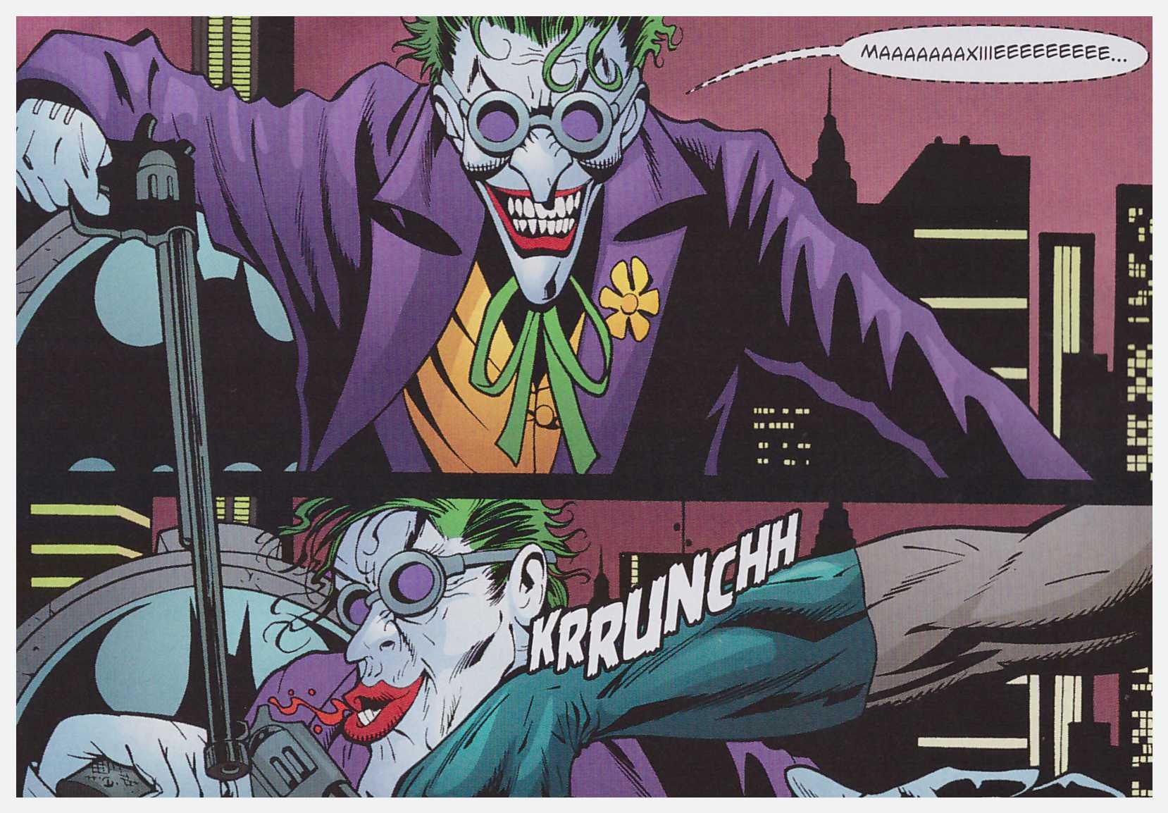 Секс бэтмен 201