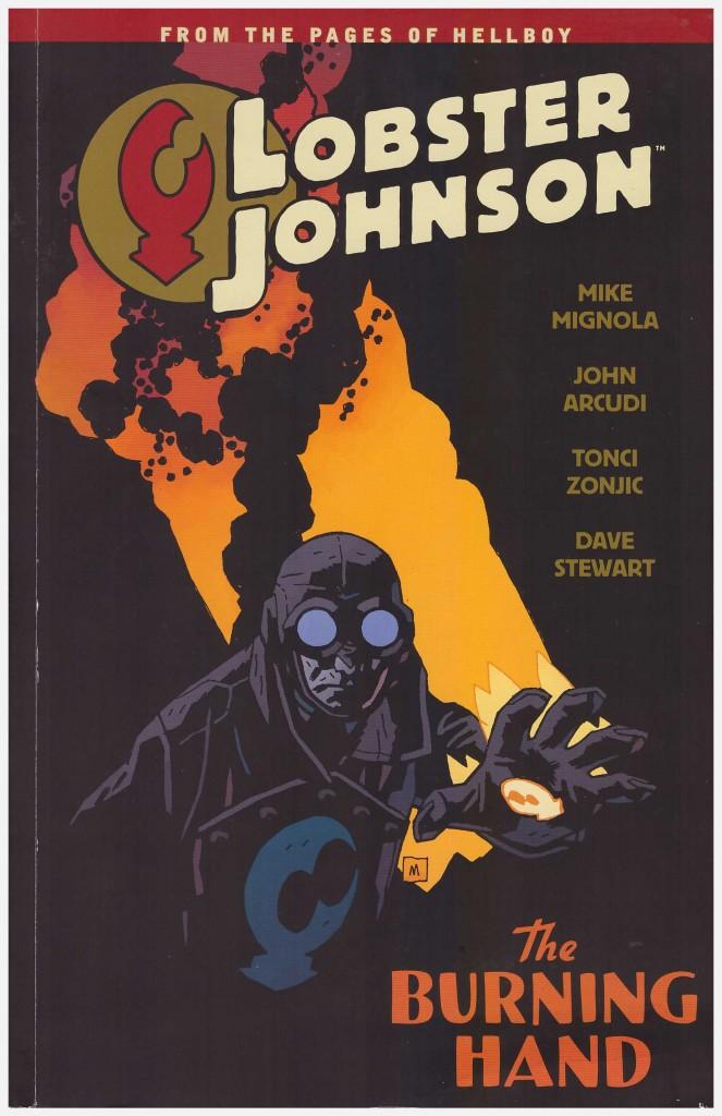 Lobster Johnson: The Burning Hand