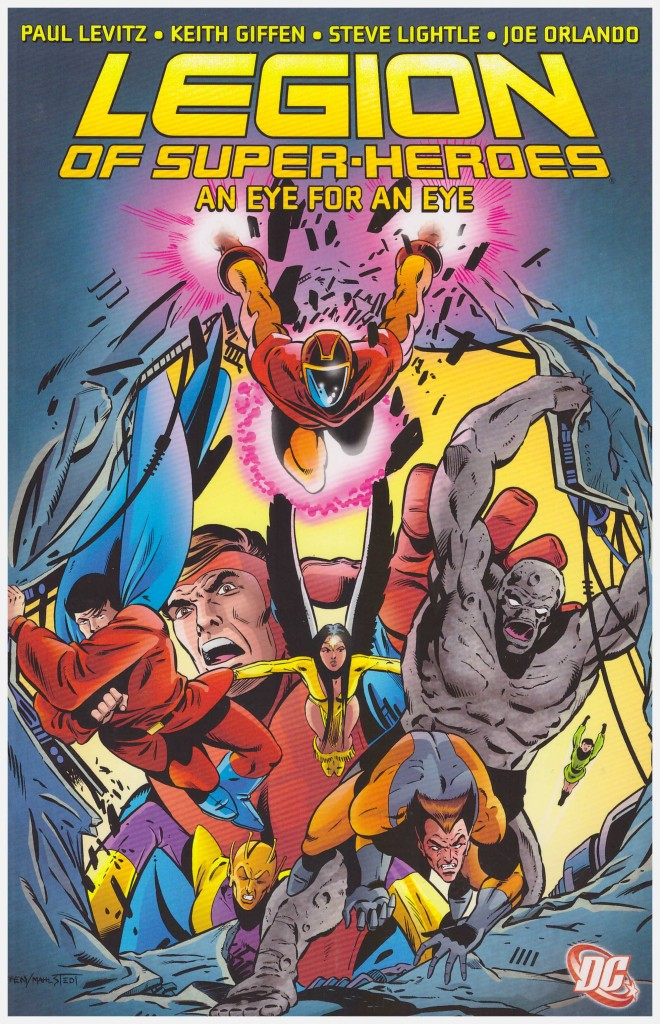 Legion of Super-Heroes: An Eye for an Eye