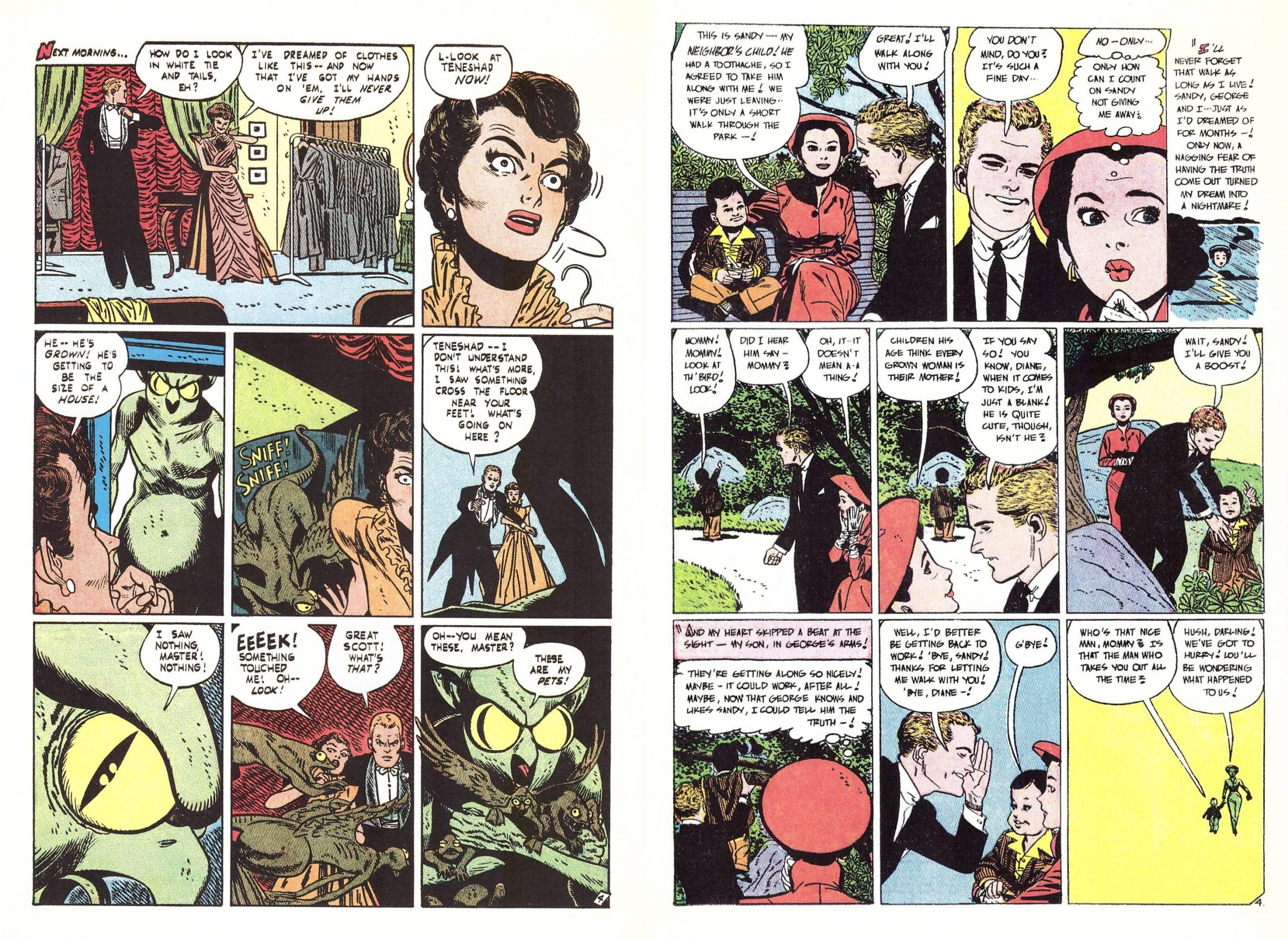 Setting the Standard Alex Toth review
