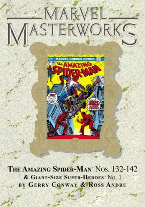 Marvel Masterworks: Amazing Spider-Man Volume 14