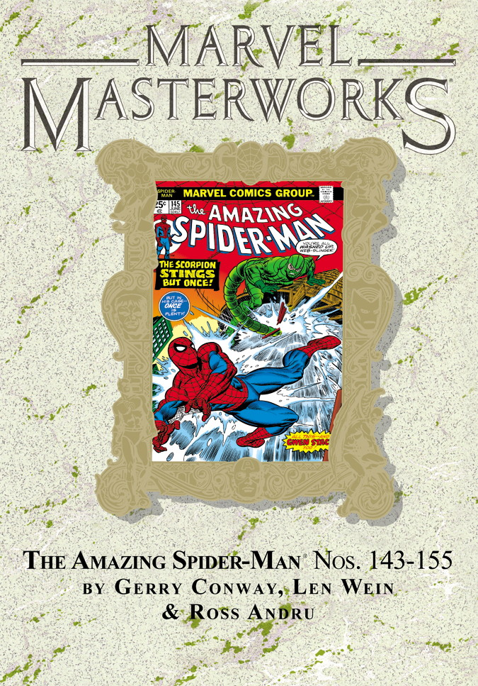 Marvel Masterworks: Amazing Spider-Man Volume 15