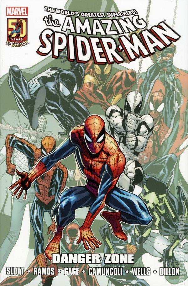 Amazing Spider-Man: Danger Zone
