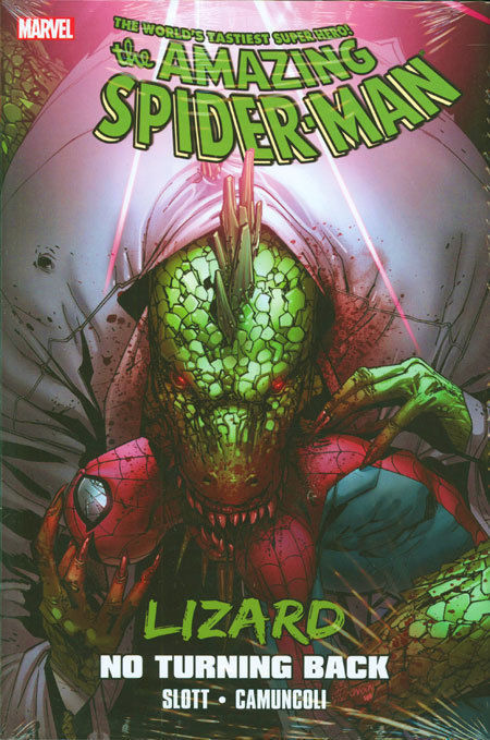 Amazing Spider-Man: Lizard – No Turning Back