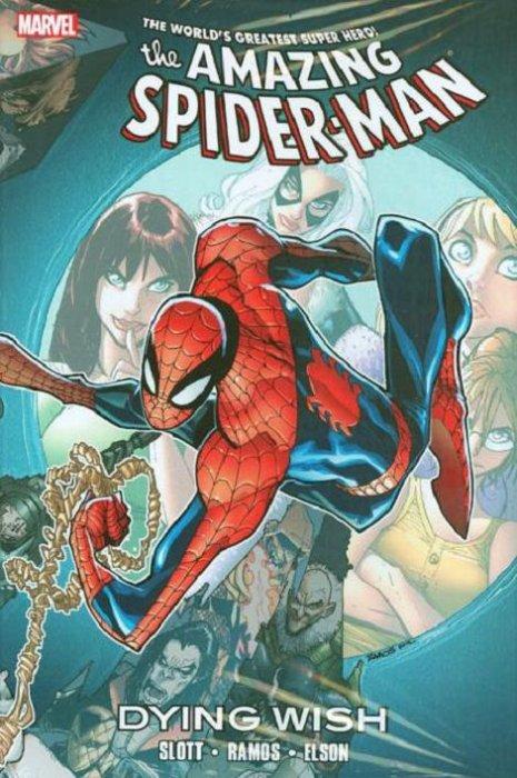 Amazing Spider-Man: Dying Wish
