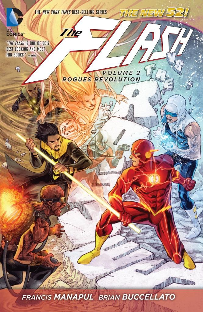 Flash: Rogues Revolution