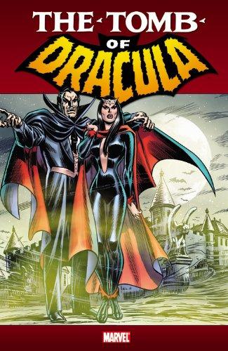 Tomb of Dracula Volume 2