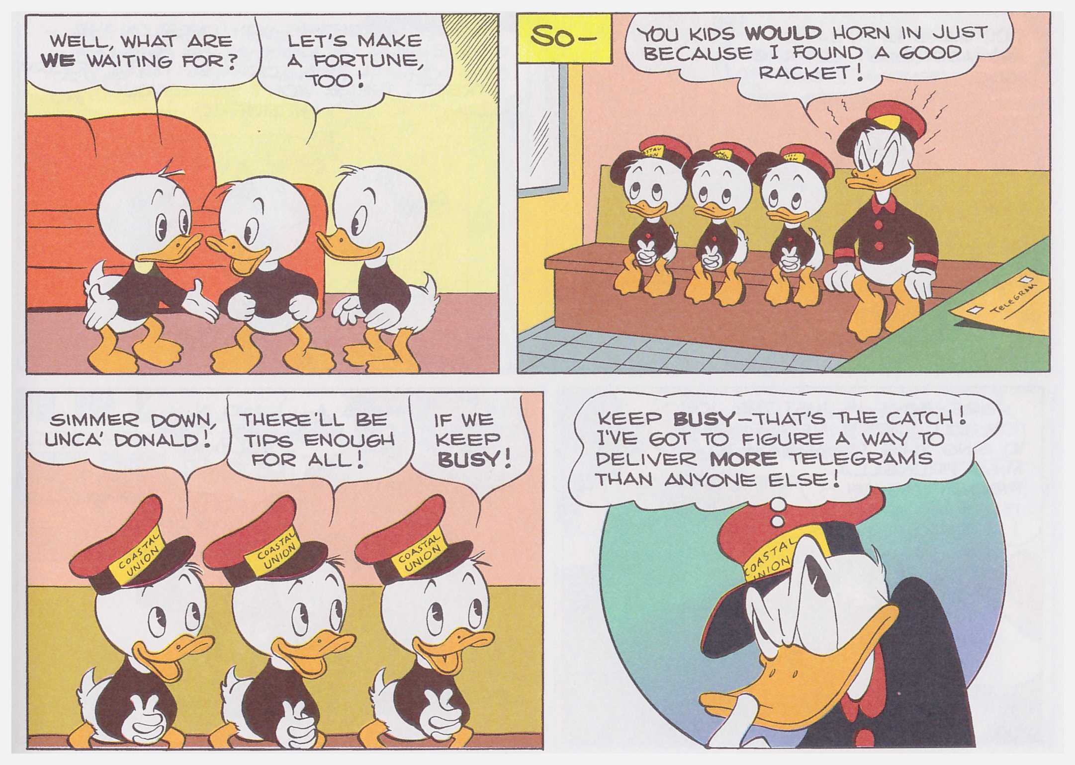 Walt Disney Comics and Stories by Carl Barks vol 12 review
